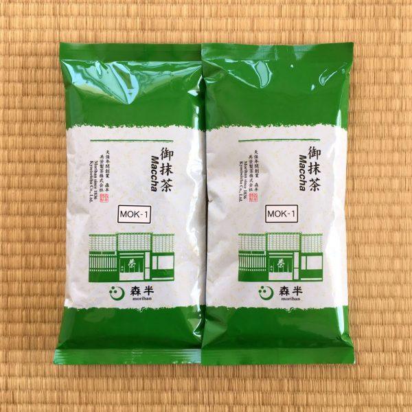 MORIHAN Kyoto Commercial Sterilized Uji Matcha Powder 1kg Made in Japan