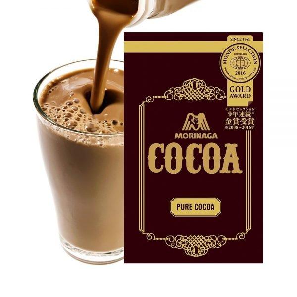 Morinaga Pure Cocoa Made in Japan