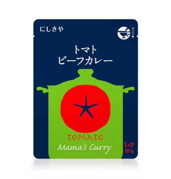 NISHIKIYA All Natural Mutenka Additive-Free Curry Tomato & Beef
