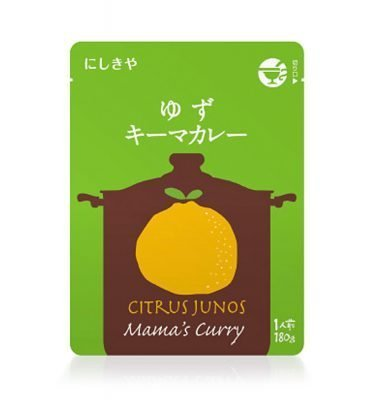 NISHIKIYA All Natural Mutenka Additive-Free Curry - Yuzu Keema Curry One Serving