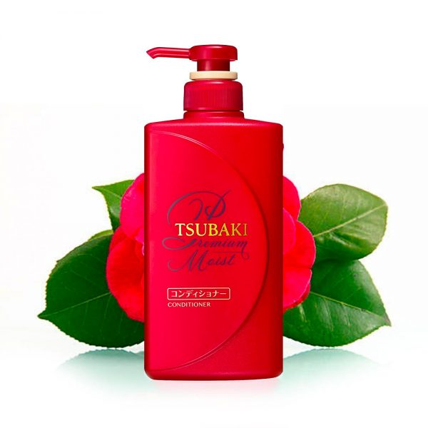 SHISEIDO Tsubaki Premium Moist Conditional Made in Japan