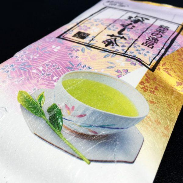 Shizuoka Deep Steamed Loose Green Tea Leaf Made in Japan
