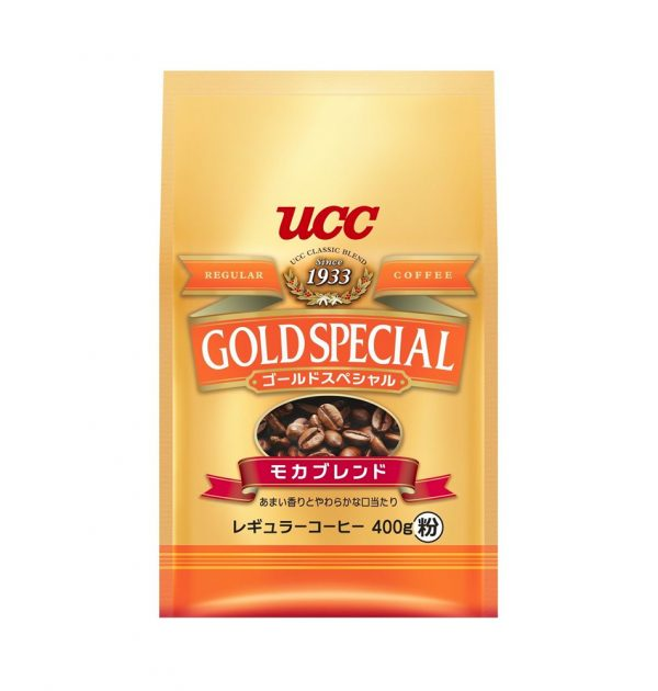 UCC Gold Special Drip Coffee Mocha Blend Made in Japan