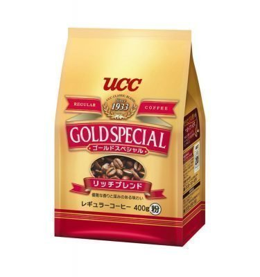 UCC Gold Special Drip Coffee Rich Blend Made in Japan