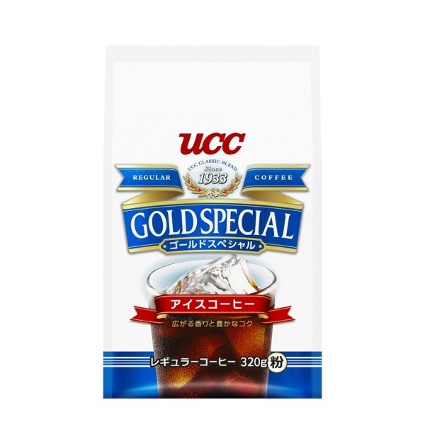 UCC Gold Special Drip Iced Coffee Made in Japan