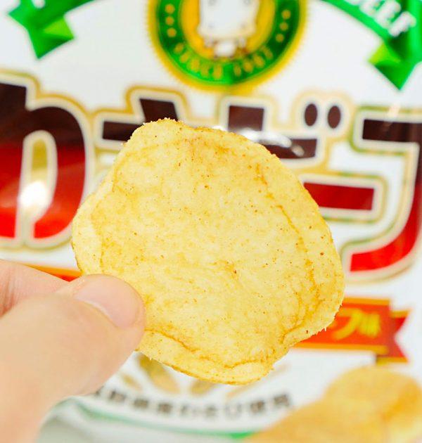 YAMAYOSHI Wasa Beef Wasabi & Beef Potato Chips Made in Japan