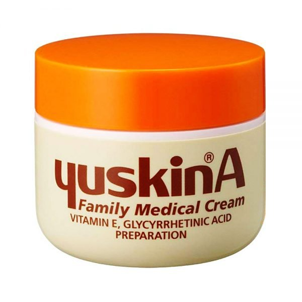 YUSKIN A-Series Body Cream For Dry Skin Made in Japan