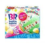 FUJIYA Baskin Robbins Soda Ice-cream White Chocolate 9 Chocolate Made in Japan