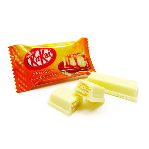 Kit Kat Strawberry Cheesecake Made in Japan