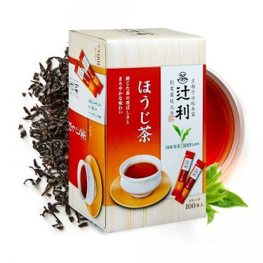 TSUJIRI Instant Hojicha Japanese Roasted Tea