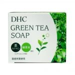 DHC Green Tea Soap Made in Japan