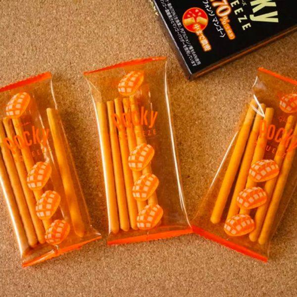 GLICO Pocky Midi Mango Made in Japan