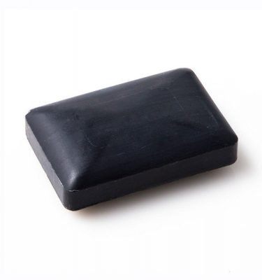 PELICAN Pore Soft Peeling Black Soap Made in Japan