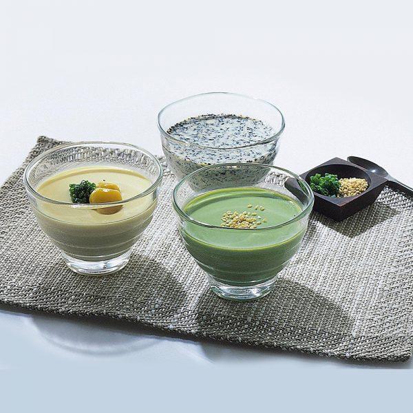 Hario Yunomi Heatproof 5 x Tea Cups 170ml Clear Made in Japan