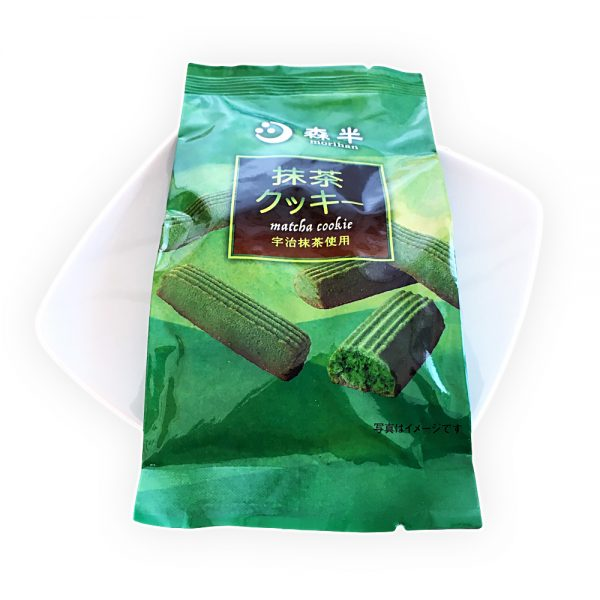 MORIHAN Kyoto Matcha Cookie Made in Japan