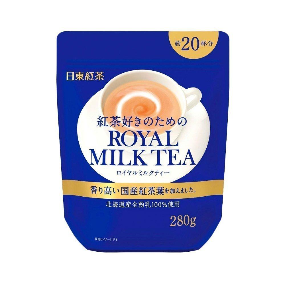 Nittoh Kocha Instant Royal Milk Tea Powder 280g Made In