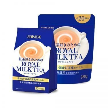 Royal Milk Tea 10 Sachets Made in Japan
