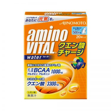 Ajinomoto Amino Vital Water Made in Japan