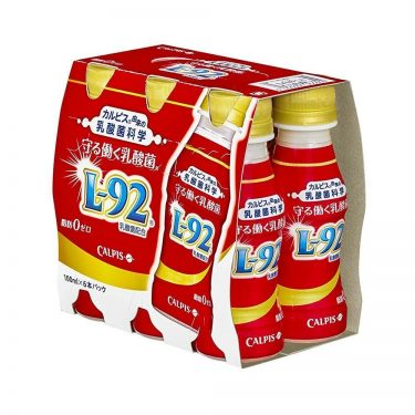 CALPIS Protective L-92 Lactic Acid Drink Made in Japan