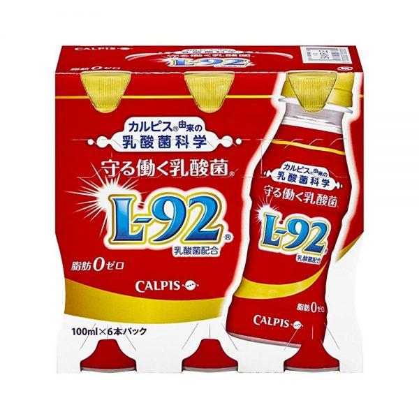 CALPIS Protective L-92 Lactic Acid Drink