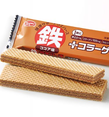 HAMADA Iron Plus Collagen Wafers