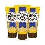 Kewpie Arabiki Grits Grain Type Mustard Tube Made in Japan
