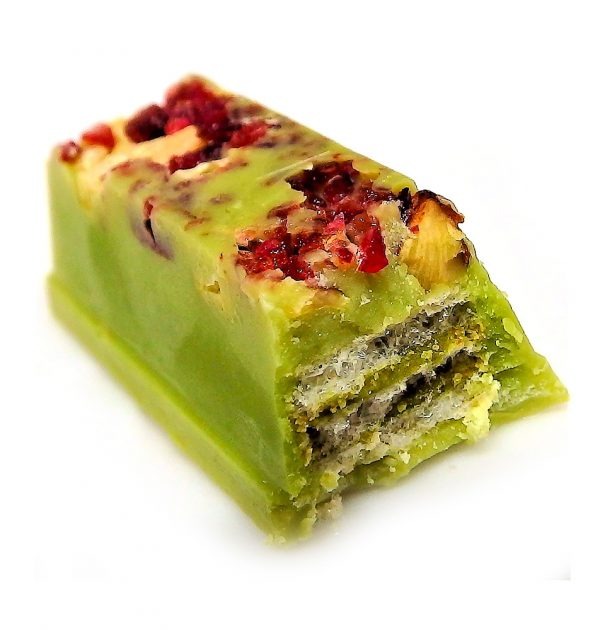 Kit Kat Matcha Chocolatory Bar with Cranberry & AlmondKit Kat Matcha Chocolatory Bar with Cranberry & Almond