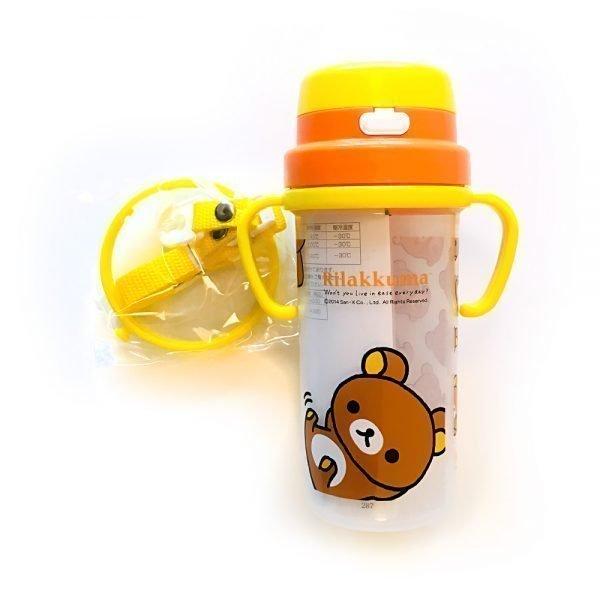 Rilakkuma Bottle 370ml Made in Japan