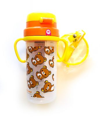 Rilakkuma Bottle 370ml Made in Japan