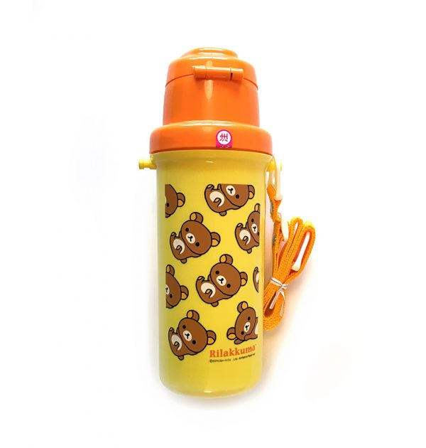 Rilakkuma Bottle 600ml Made-in-Japan