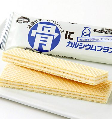 HAMADA Calcium Plus Wafles Made in Japan