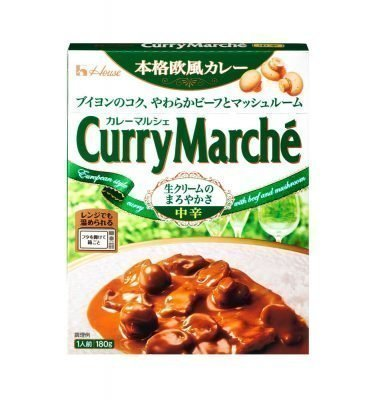 HOUSE Curry Marche Spicy Made in Japan