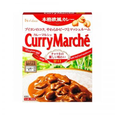HOUSE Curry Marche Sweet