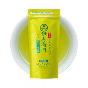 IYEMON Genmai Cha Tea with Matcha Made in Japan