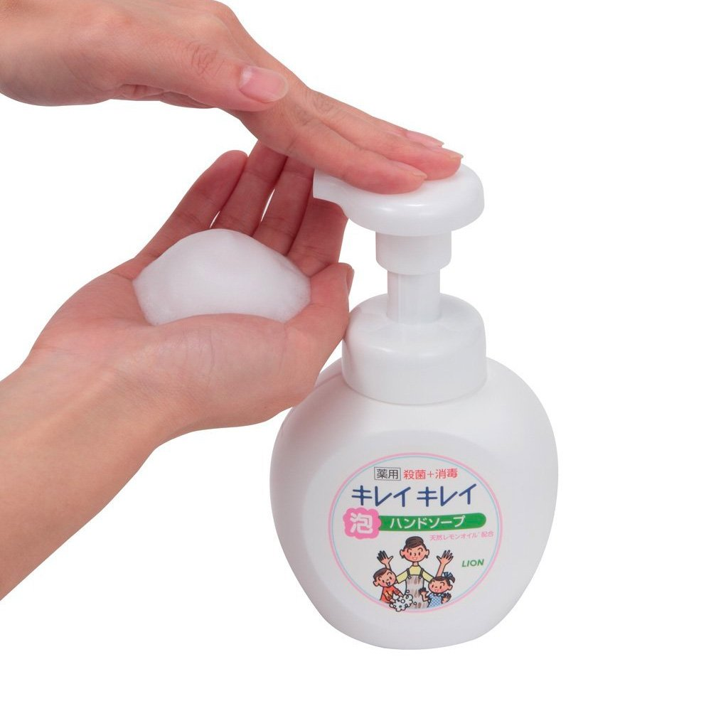 000850c49d1a Kirei Kirei Foaming Hand Soap 250ml - Made in Japan - TAKASKI.COM