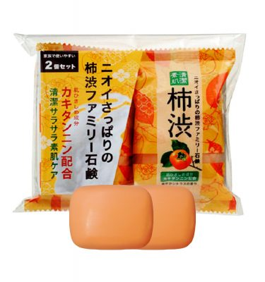 PELICAN Deodorant Soap By Persimmon Tannin Extract