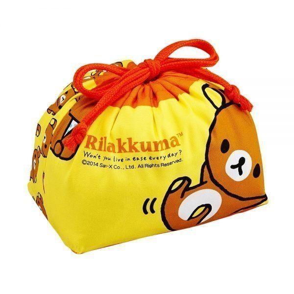 RILAKKUMA Lunch Box Bag Case