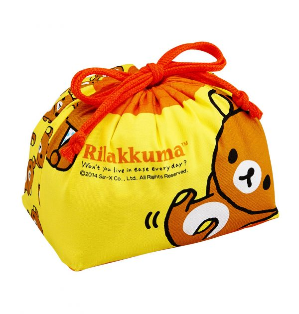 RILAKKUMA Lunch Box Bag Case