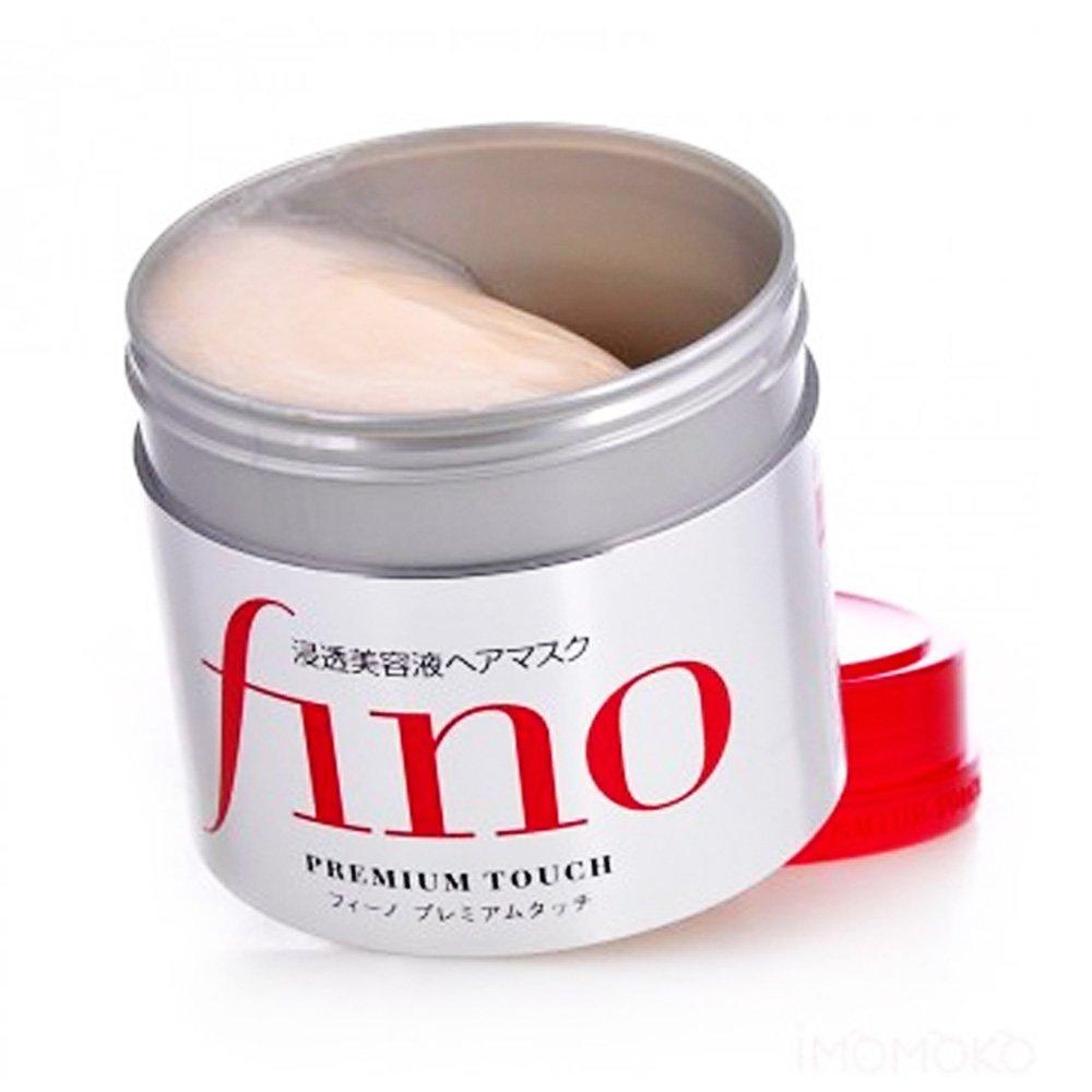 Shiseido Fino Premium Touch Hair Mask 230g - Made in Japan - TAKASKI COM