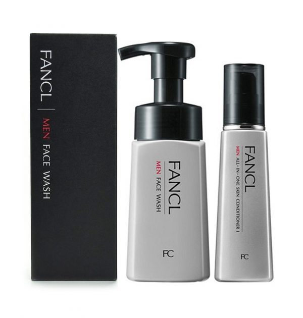 FANCL Men Face Wash All in One Skin Conditioner Made in Japan
