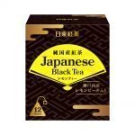 NITTOH KOCHA Japanese Black Tea Lemon Made in Japan