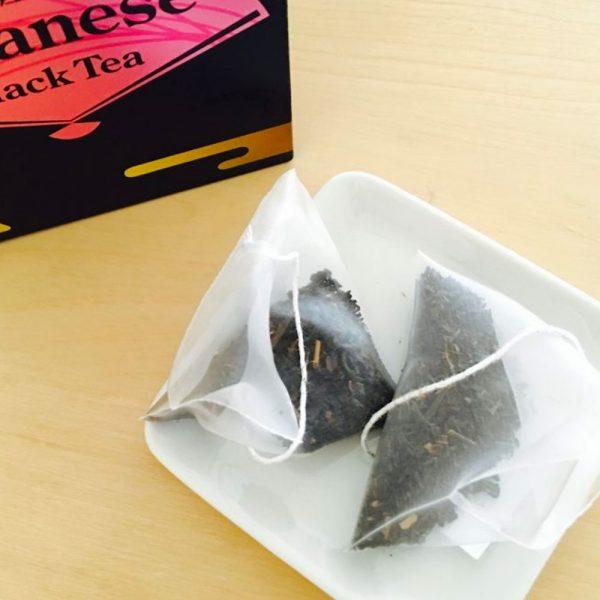 NITTOH KOCHA Japanese Black Tea 12 Teabags Made in Japan