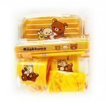 RILAKKUMA & His Friends' Complete Lunch Box Set Made in Japan