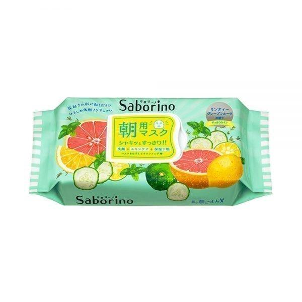 SABORINO Beauty Mask Mezamasheet Fruity