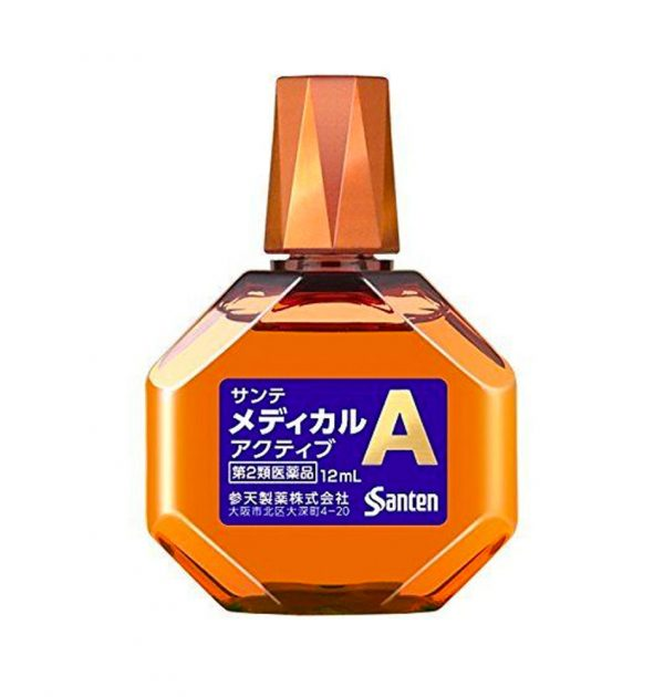 SANTEN Sante Medical Active Type A 12ml Made in Japan