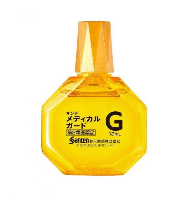 SANTEN Sante Medical Guard Eye Drop 12ml Made in Japan