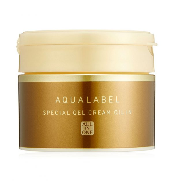 SHISEIDO Aqualabel All in One Special Gel Cream Made in Japan