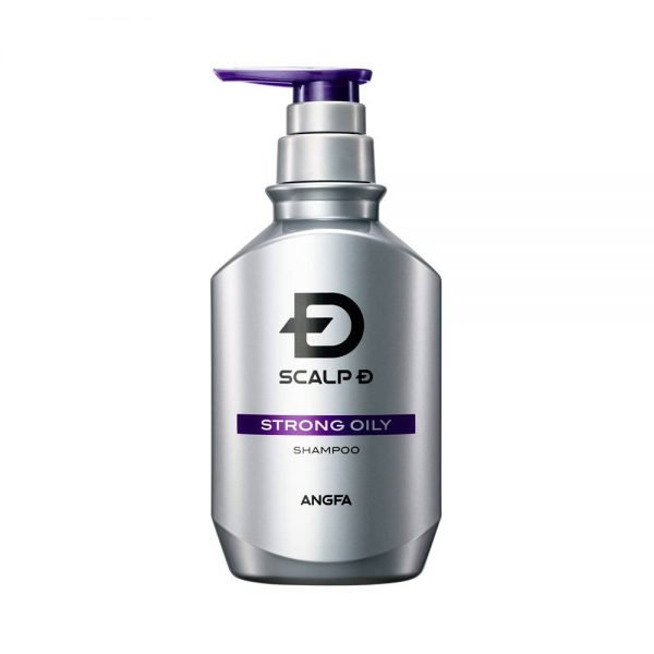 ANGFA SCALP D Medical Shampoo Strong Oily Skin Type Made in Japan