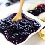 Aohata 55 Blueberry Japanese Jam 400g Made in Japan