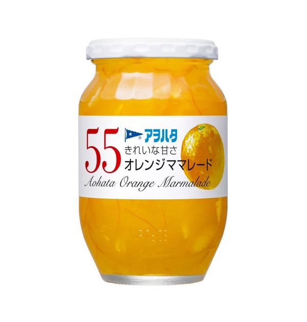 Aohata 55 Orange Japanese Marmalade 400g Made in Japan